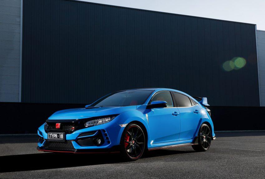 2020 Honda Civic Type R - Front Three-Quarter Wallpapers 850x574 #30