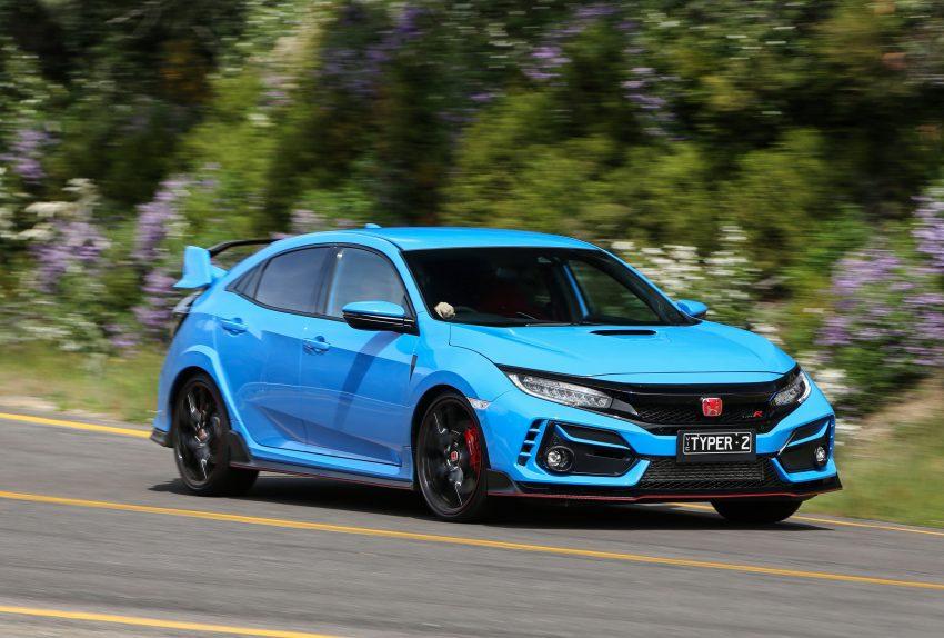 2020 Honda Civic Type R - Front Three-Quarter Wallpapers 850x574 #9