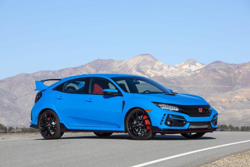2020 Honda Civic Type R - Front Three-Quarter Wallpapers 850x567 #66