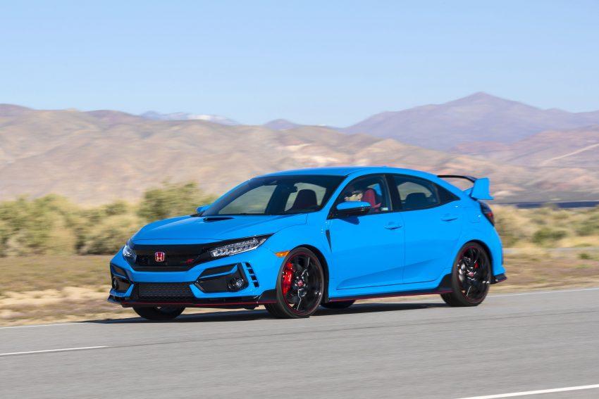 2020 Honda Civic Type R - Front Three-Quarter Wallpapers 850x567 #3
