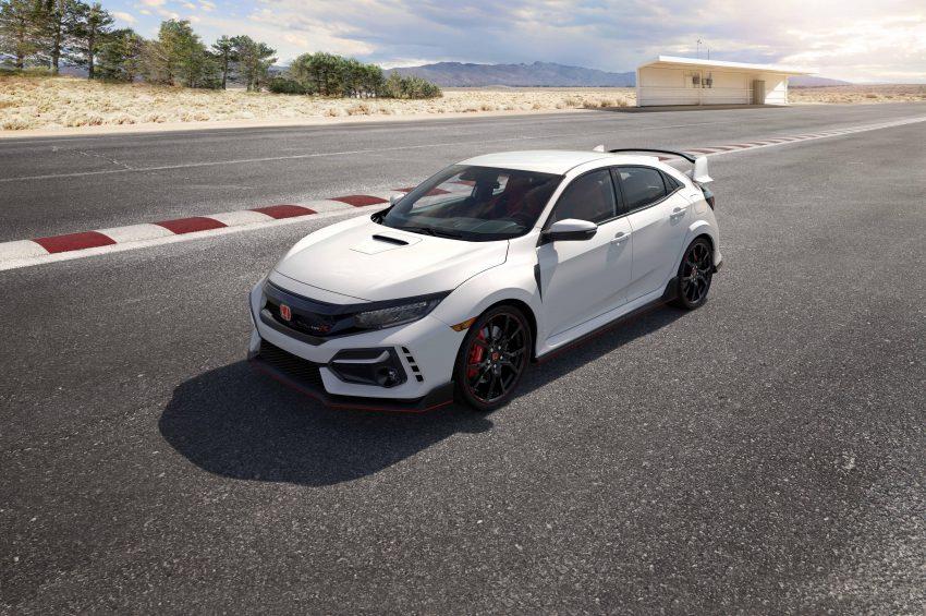 2020 Honda Civic Type R - Front Three-Quarter Wallpapers 850x565 #60