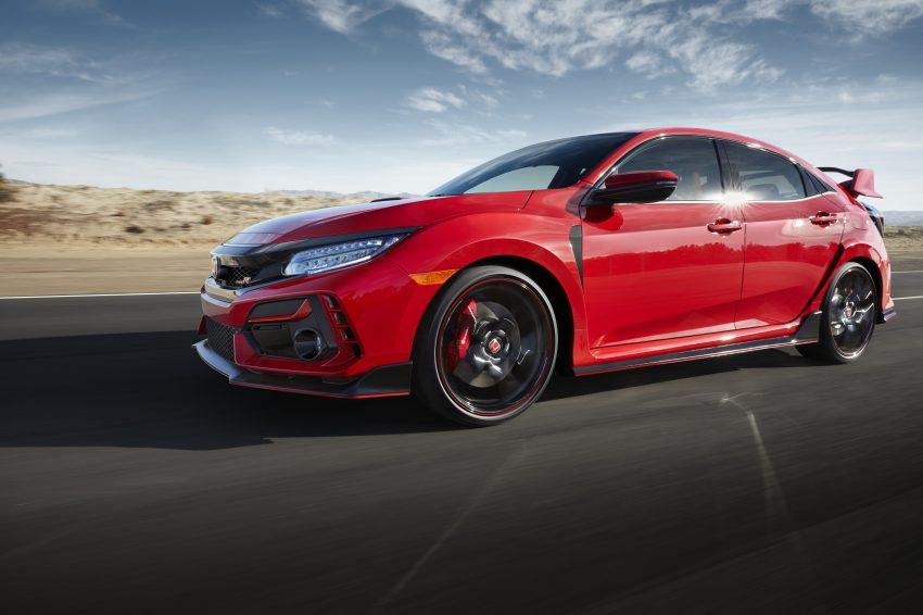2020 Honda Civic Type R - Front Three-Quarter Wallpapers 850x566 #50