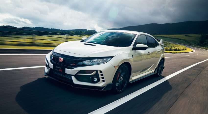 2020 Honda Civic Type R - Front Three-Quarter Wallpapers 850x468 #51