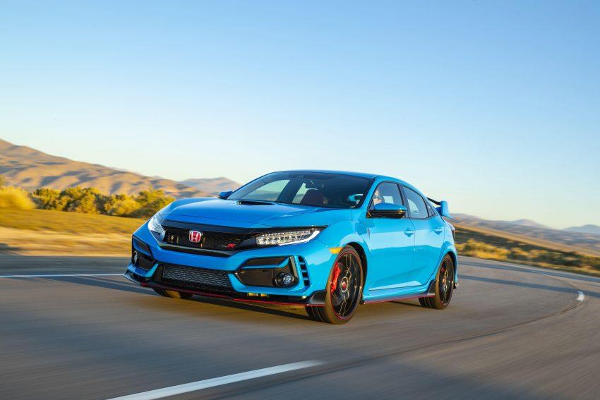 2020 Honda Civic Type R - Front Three-Quarter Wallpapers 850x567 #1