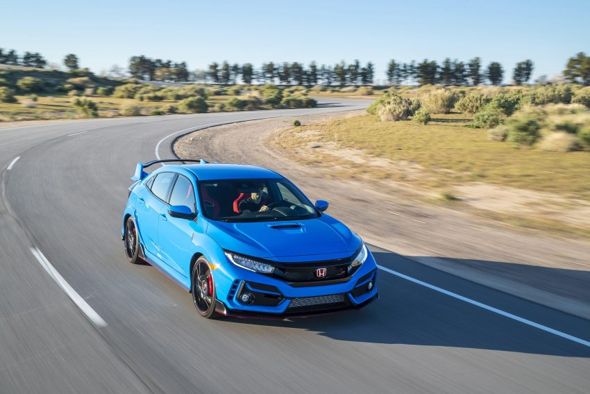 2020 Honda Civic Type R - Front Three-Quarter Wallpapers 850x567 #4
