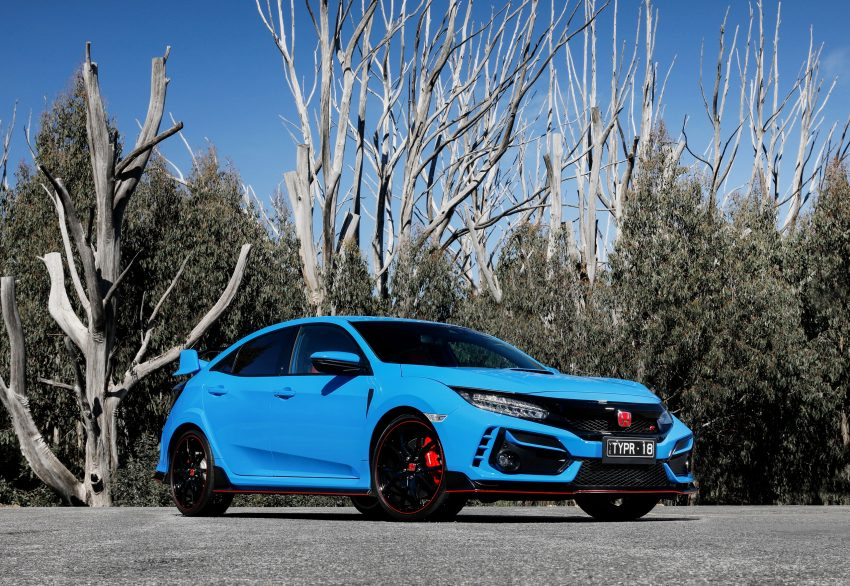 2020 Honda Civic Type R - Front Three-Quarter Wallpapers 850x586 #19