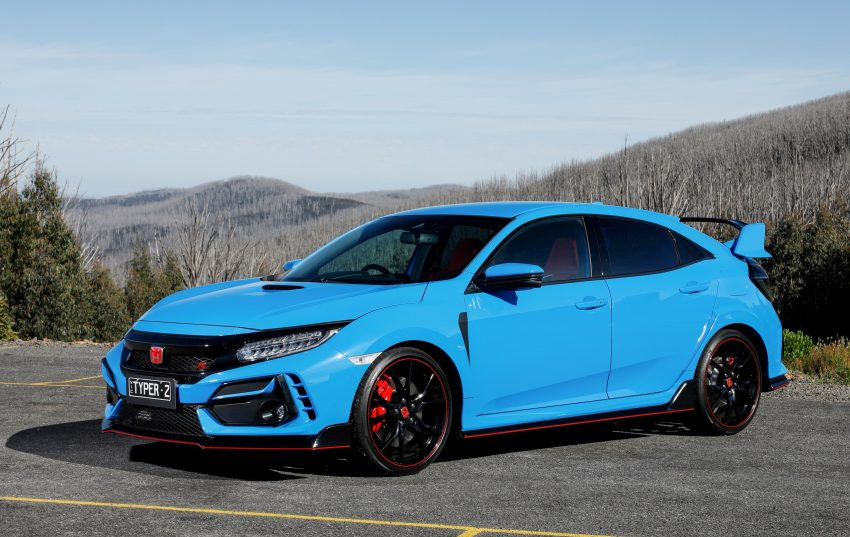 2020 Honda Civic Type R - Front Three-Quarter Wallpapers 850x537 #20