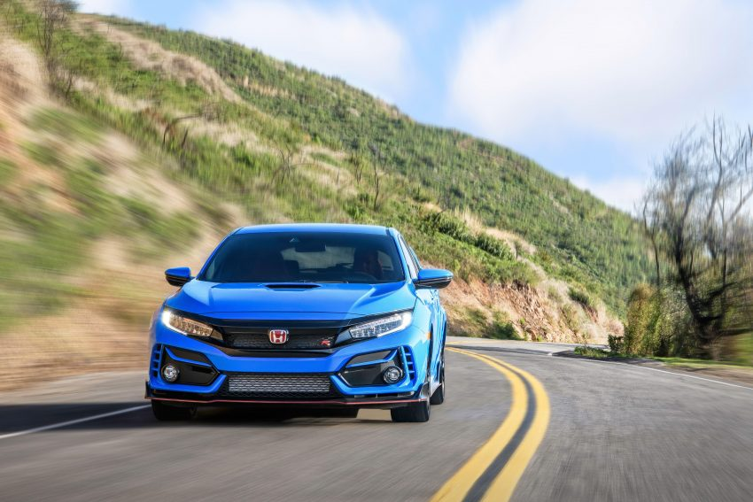 2020 Honda Civic Type R - Front Wallpapers 850x567 #5