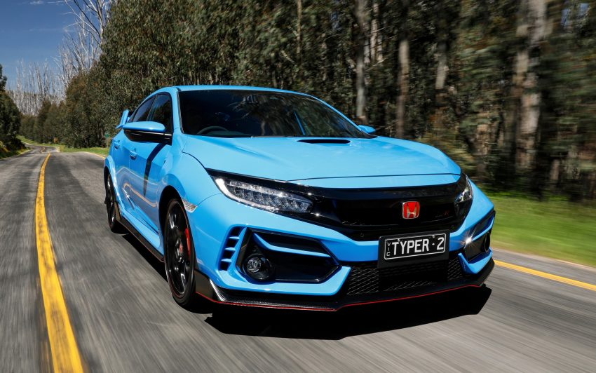 2020 Honda Civic Type R - Front Wallpapers 850x532 #6
