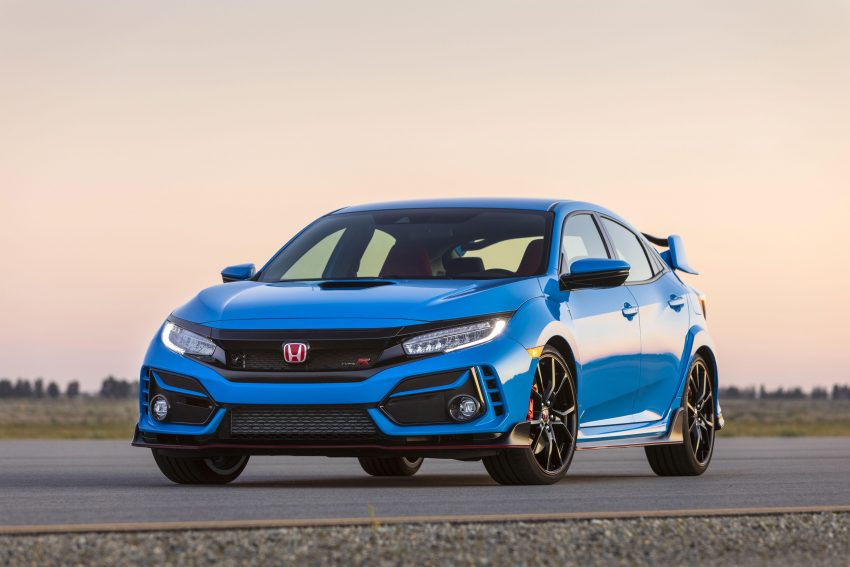 2020 Honda Civic Type R - Front Wallpapers 850x567 #61