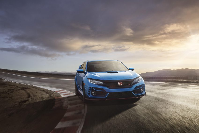 2020 Honda Civic Type R - Front Wallpapers 850x567 #54