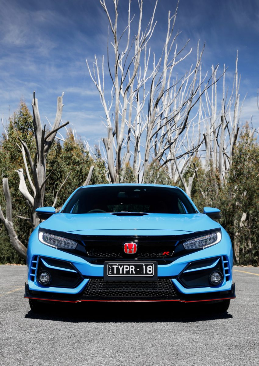 2020 Honda Civic Type R - Front Wallpapers 850x1200 #21