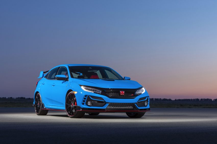 2020 Honda Civic Type R - Front Wallpapers 850x567 #62