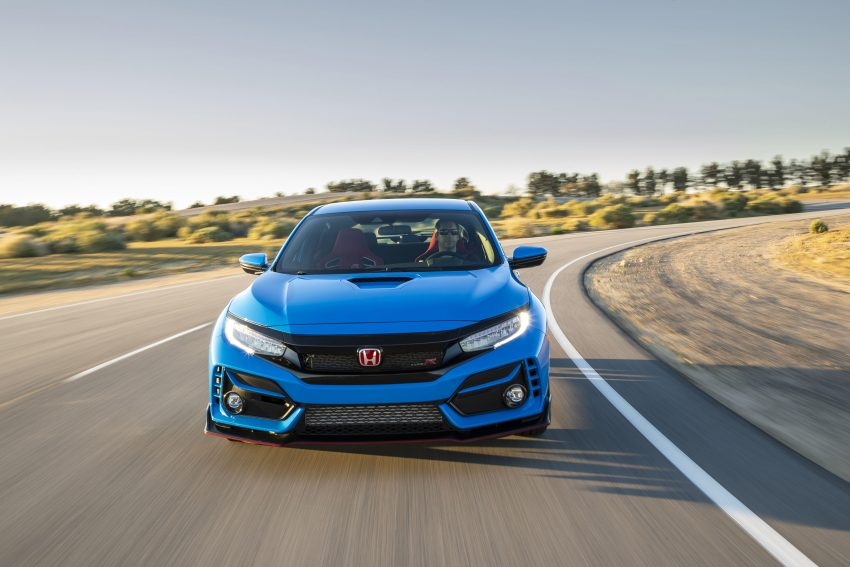 2020 Honda Civic Type R - Front Wallpapers 850x567 #55