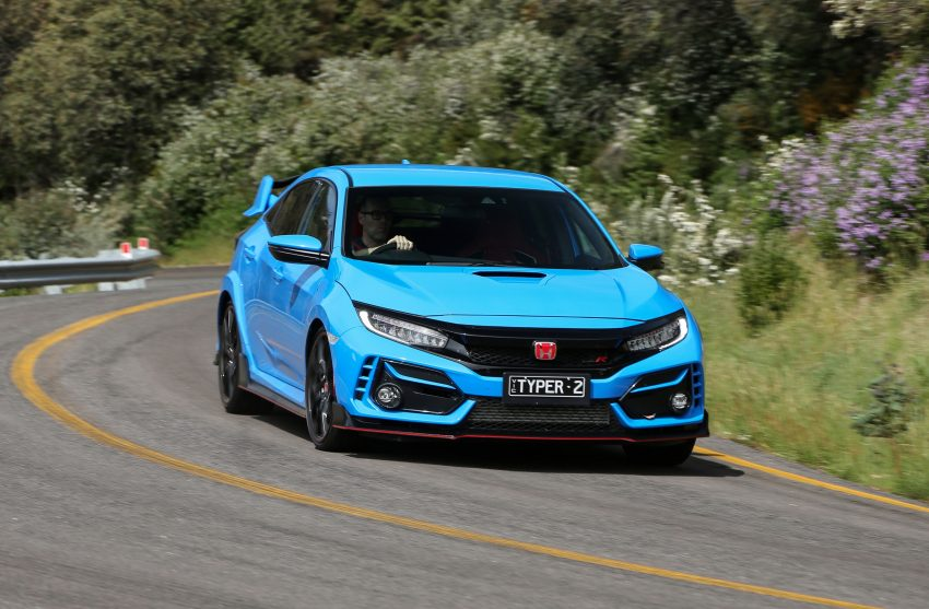 2020 Honda Civic Type R - Front Wallpapers 850x557 #11