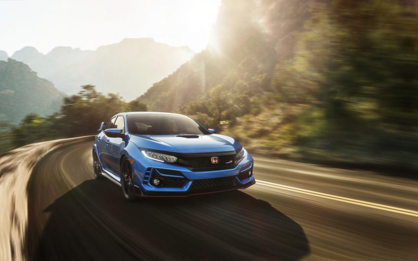 2020 Honda Civic Type R - Front Wallpapers 850x532 #56