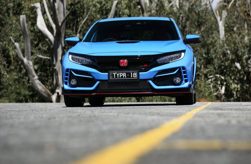 2020 Honda Civic Type R - Front Wallpapers 850x558 #22