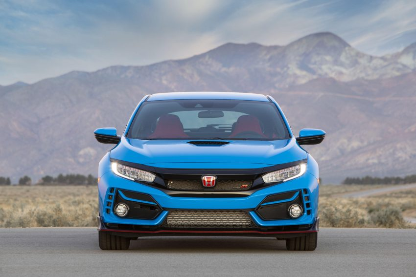 2020 Honda Civic Type R - Front Wallpapers 850x567 #68