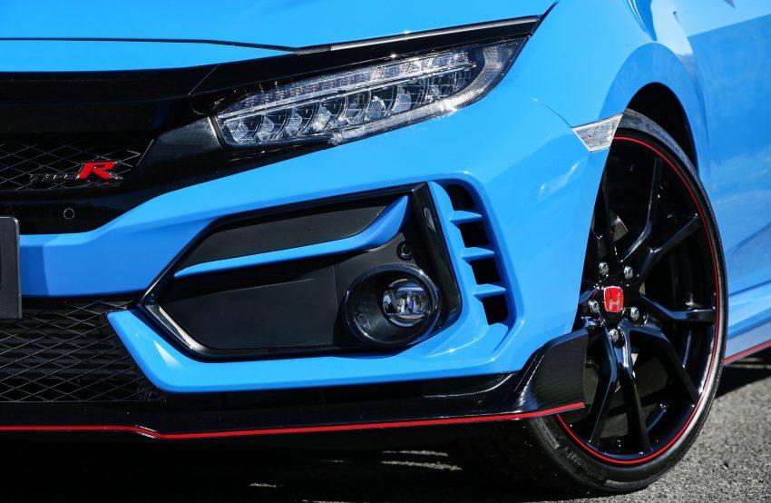 2020 Honda Civic Type R - Headlight Wallpapers 850x554 #37