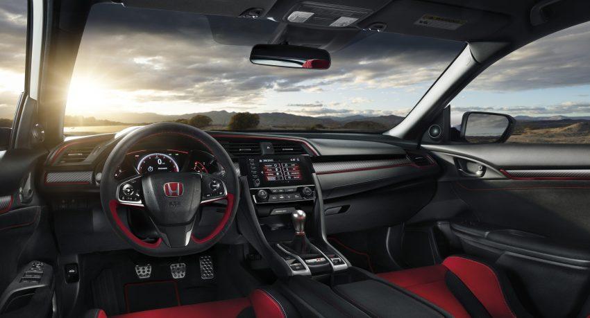 2020 Honda Civic Type R - Interior, Cockpit Wallpapers 850x459 #79