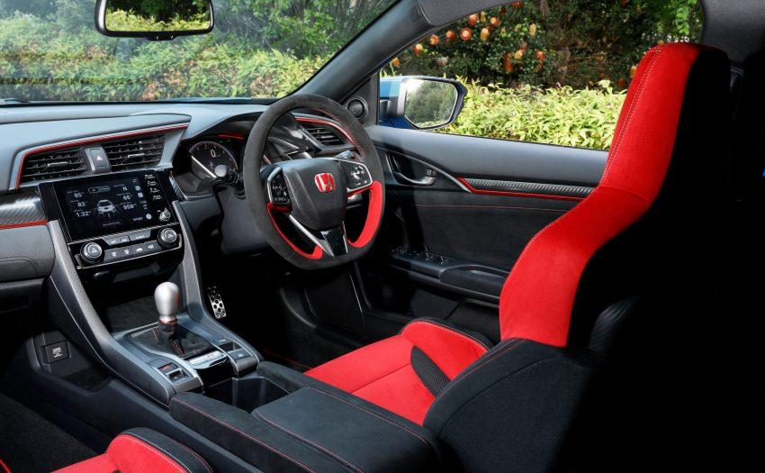 2020 Honda Civic Type R - Interior, Cockpit Wallpapers 850x525 #42