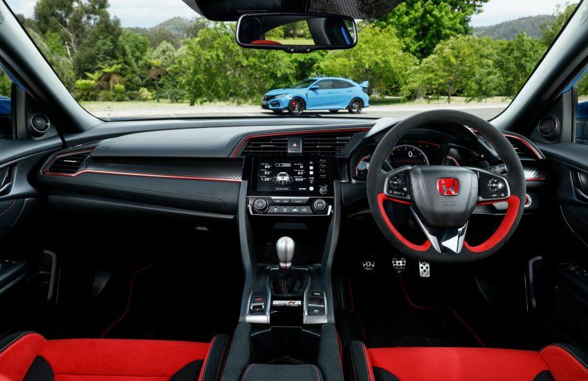 2020 Honda Civic Type R - Interior, Cockpit Wallpapers 850x551 #43