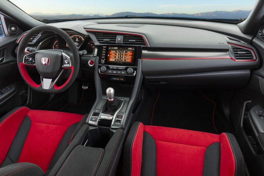 2020 Honda Civic Type R - Interior, Cockpit Wallpapers 850x567 #80