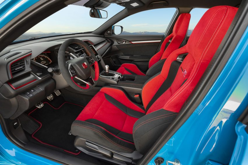 2020 Honda Civic Type R - Interior, Front Seats Wallpapers 850x567 #81
