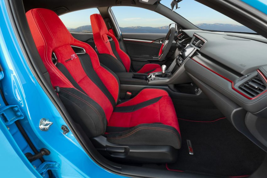 2020 Honda Civic Type R - Interior, Front Seats Wallpapers 850x567 #82
