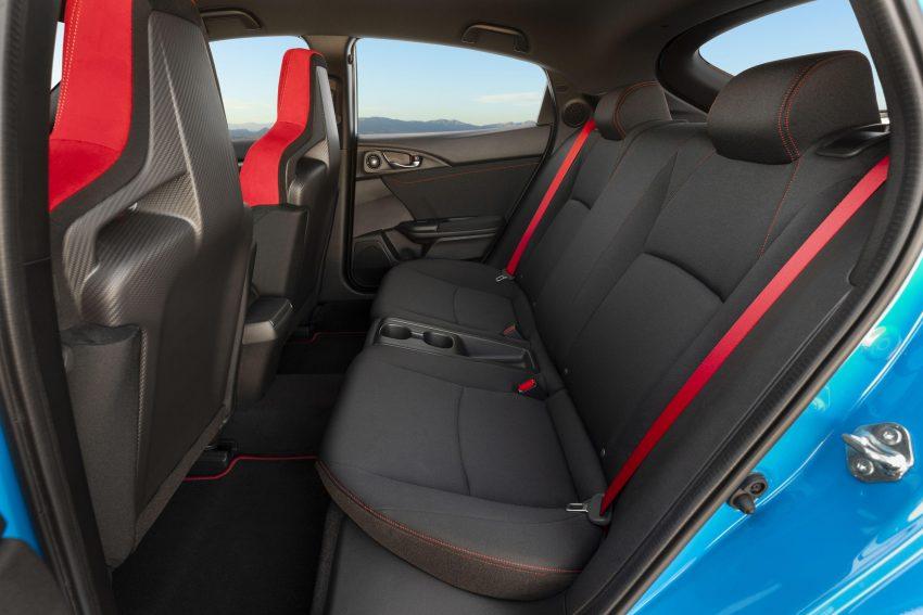 2020 Honda Civic Type R - Interior, Rear Seats Wallpapers 850x567 #83