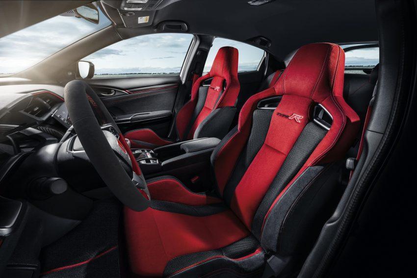 2020 Honda Civic Type R - Interior, Seats Wallpapers 850x567 #84