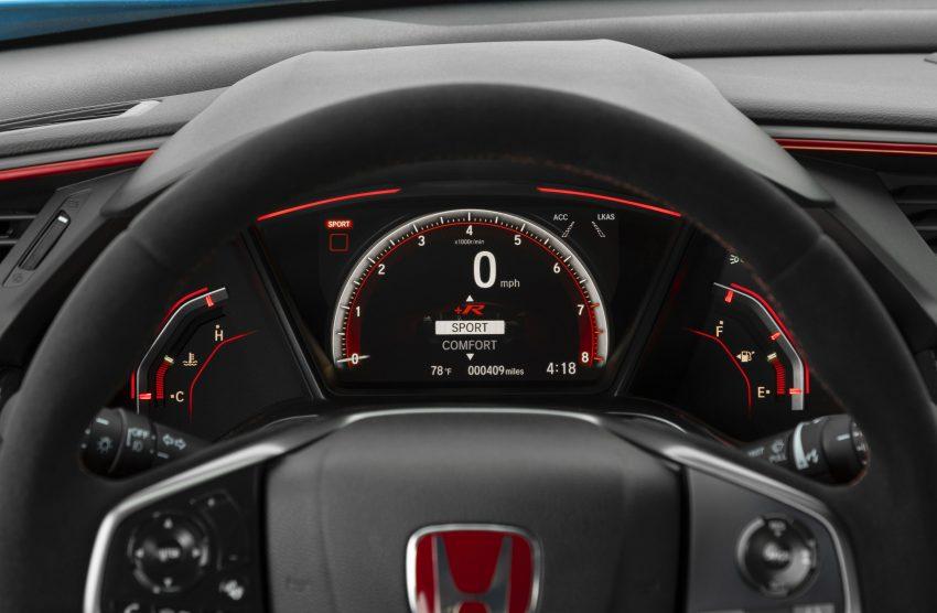 2020 Honda Civic Type R - Interior, Steering Wheel Wallpapers 850x556 #85