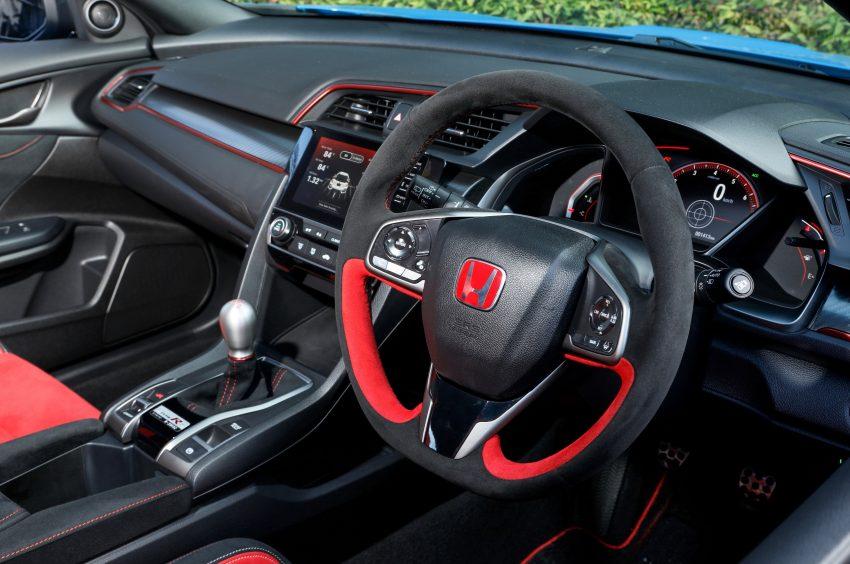 2020 Honda Civic Type R - Interior, Steering Wheel Wallpapers 850x564 #44