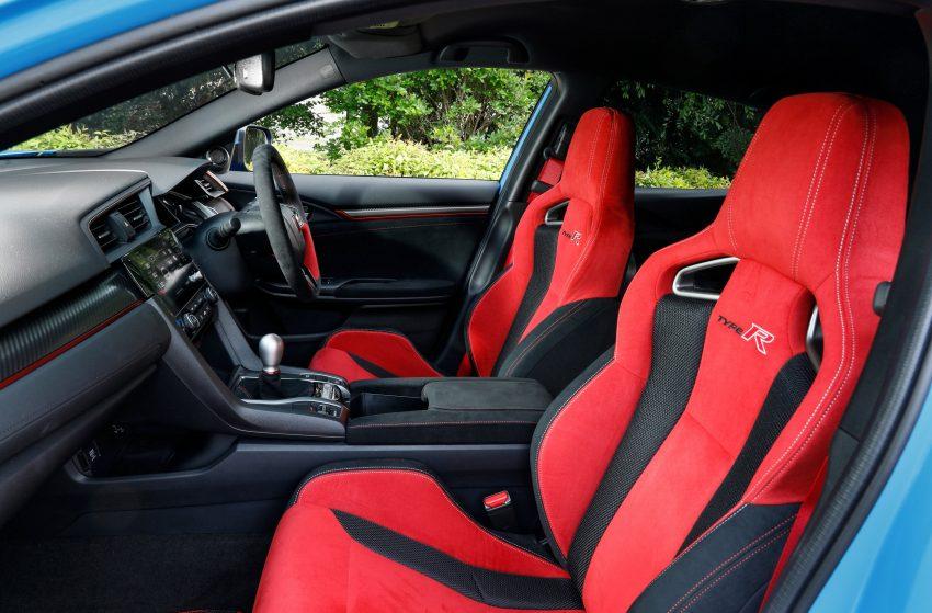 2020 Honda Civic Type R - Interior Wallpapers 850x559 #41