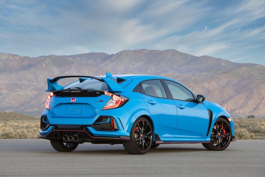 2020 Honda Civic Type R - Rear Three-Quarter Wallpapers 850x567 #69