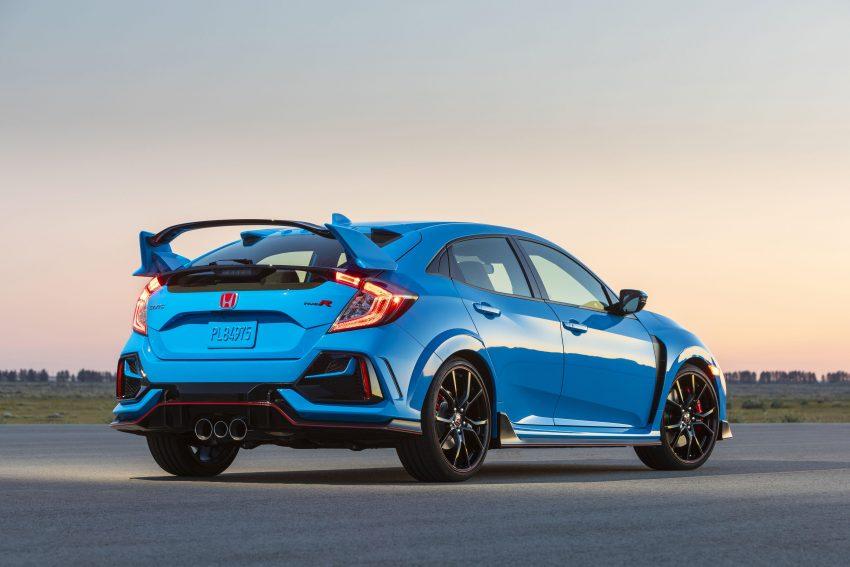 2020 Honda Civic Type R - Rear Three-Quarter Wallpapers 850x567 #70