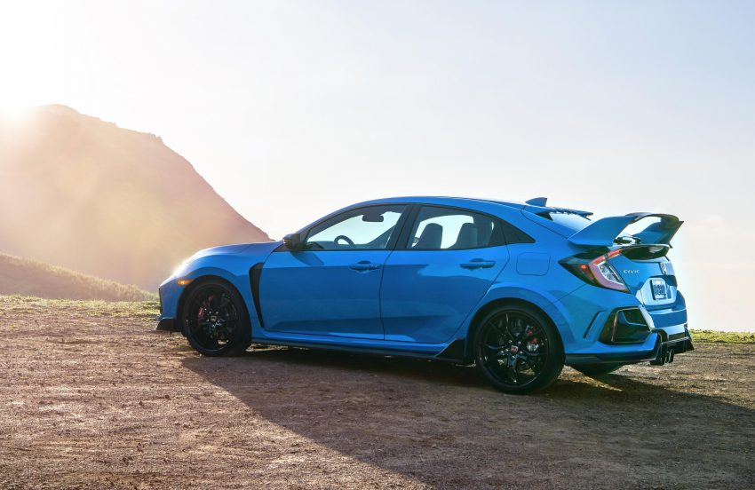2020 Honda Civic Type R - Rear Three-Quarter Wallpapers 850x552 #63