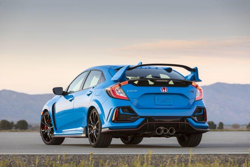 2020 Honda Civic Type R - Rear Wallpapers 850x567 #72