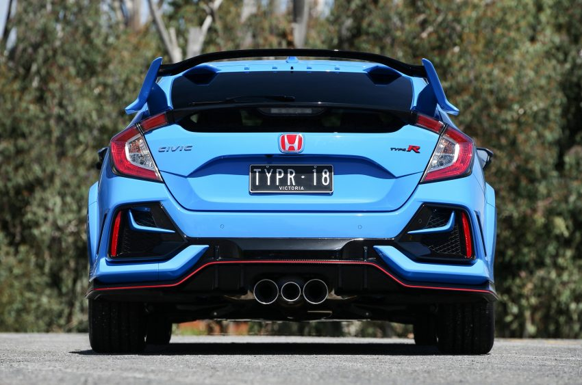 2020 Honda Civic Type R - Rear Wallpapers 850x563 #24