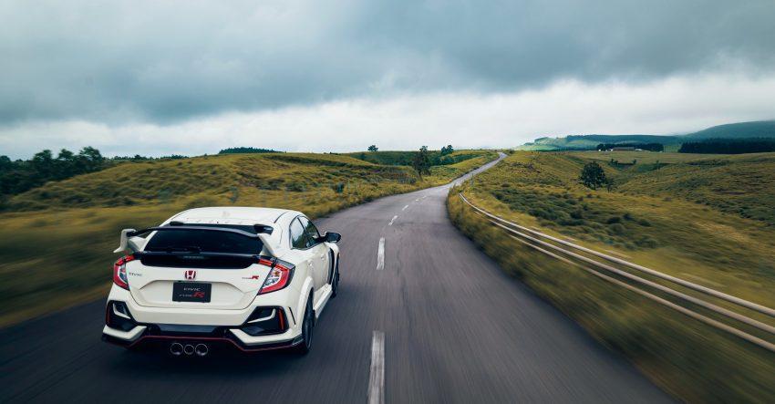 2020 Honda Civic Type R - Rear Wallpapers 850x443 #53
