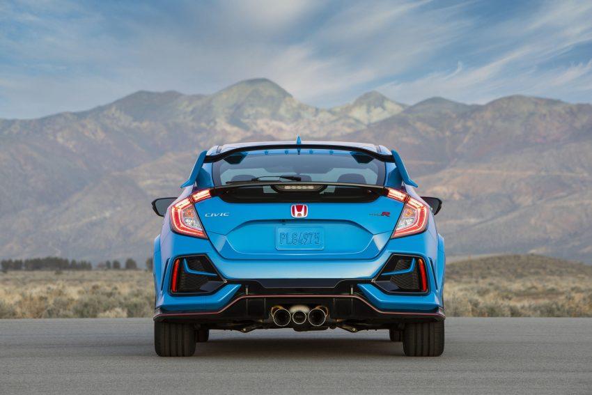 2020 Honda Civic Type R - Rear Wallpapers 850x567 #73