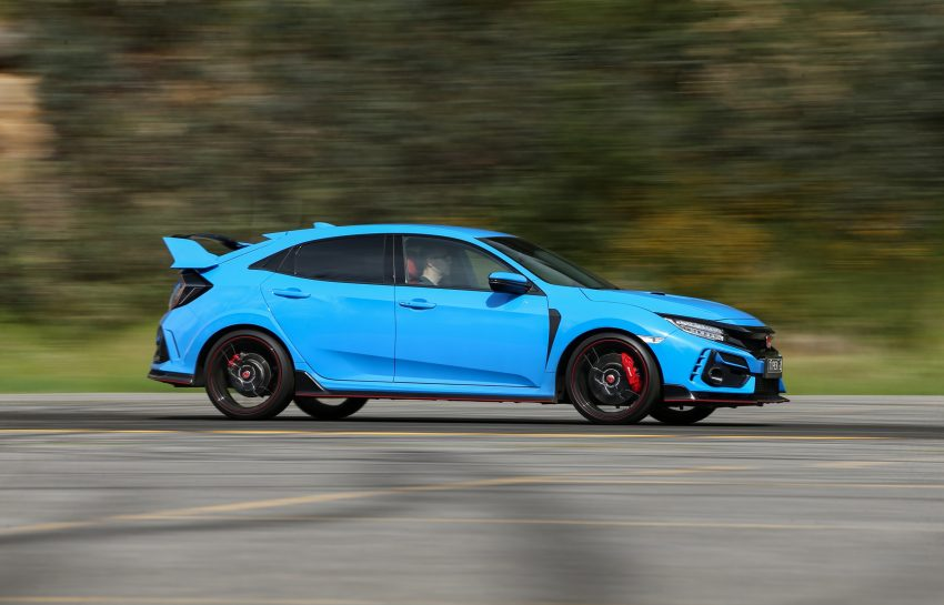 2020 Honda Civic Type R - Side Wallpapers 850x545 #16