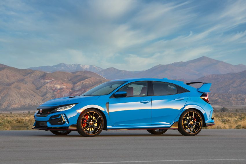 2020 Honda Civic Type R - Side Wallpapers 850x567 #74