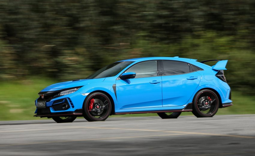2020 Honda Civic Type R - Side Wallpapers 850x522 #17