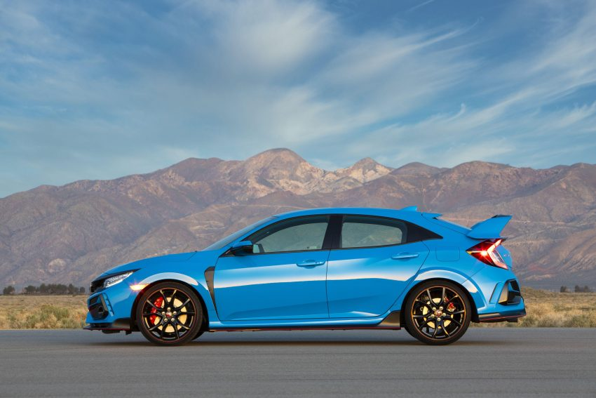 2020 Honda Civic Type R - Side Wallpapers 850x567 #75