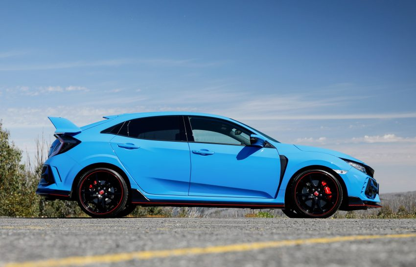 2020 Honda Civic Type R - Side Wallpapers 850x546 #25