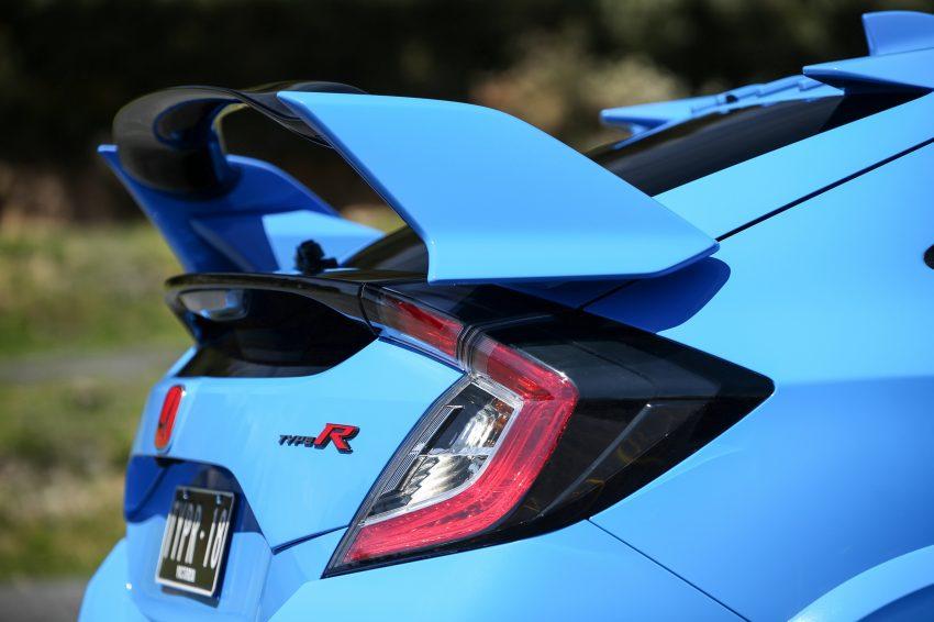 2020 Honda Civic Type R - Spoiler Wallpapers 850x566 #36