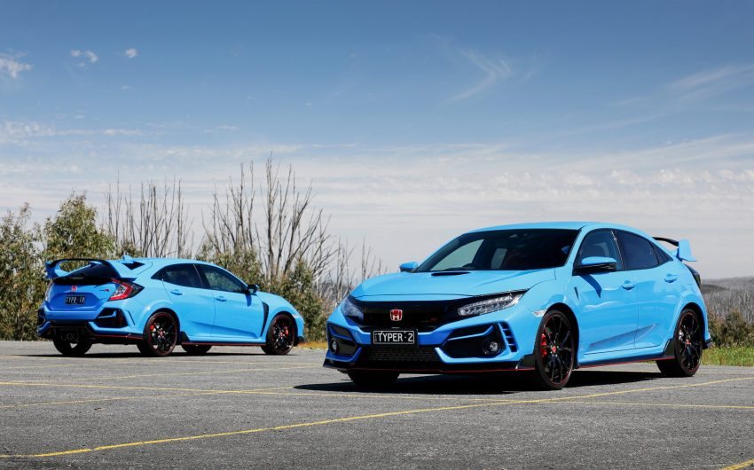 2020 Honda Civic Type R Wallpapers 850x530 #26