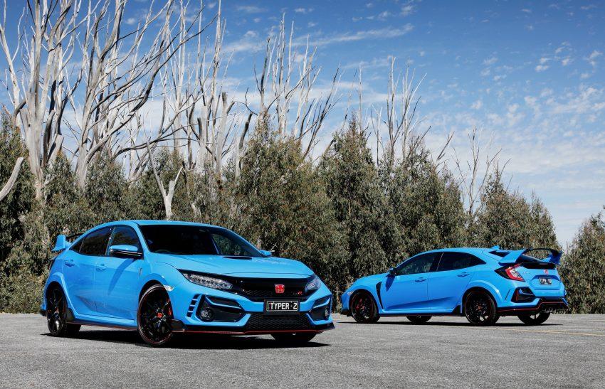 2020 Honda Civic Type R Wallpapers 850x547 #27