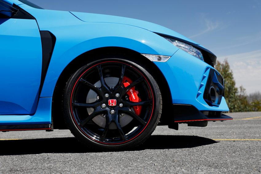 2020 Honda Civic Type R - Wheel Wallpapers 850x567 #34
